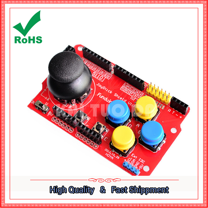JoyStick Shield game joystick expansion board simulation keyboard and mouse function module