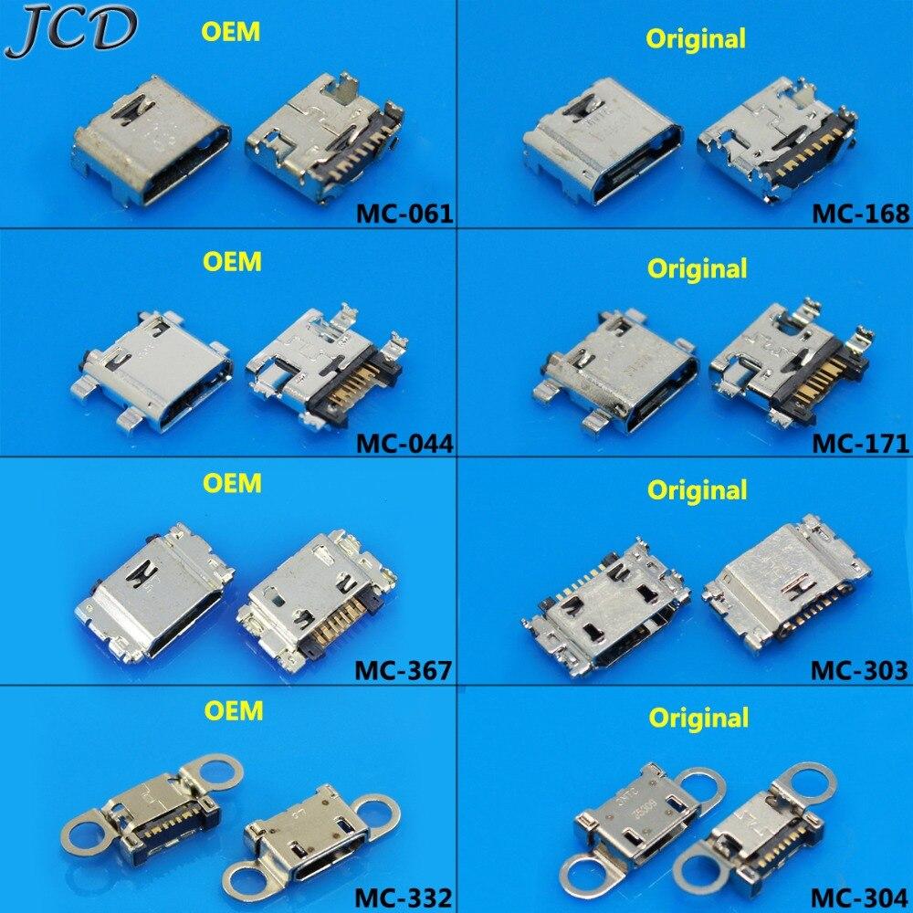 JCD 2pcs/lot For Samsung I9082 I9080 I869 I879 I9158 I8260 J1 J3 J5 J7 S6 G920 Phone Charging Port,USB Jack Socket Connector