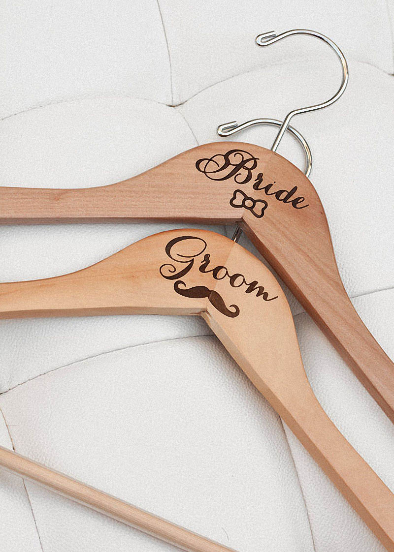 dress hangers wedding hangers wedding hanger images