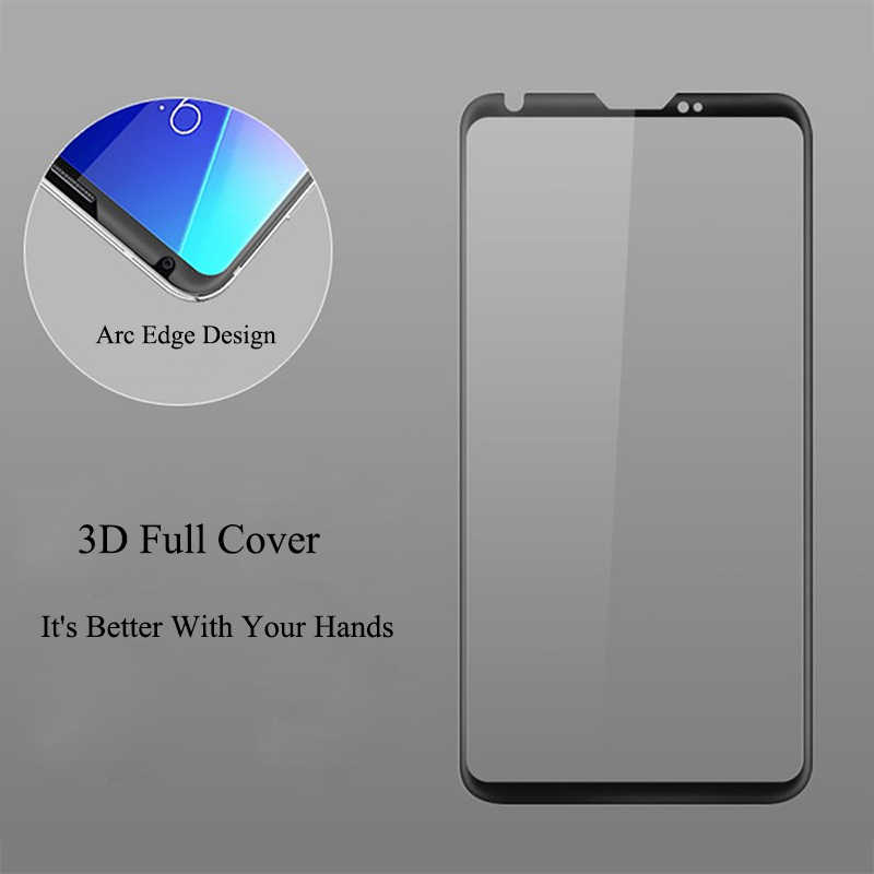 V30 Plus Kaca 3D Layar Pelindung Film untuk LG V30 Kaca untuk LG V30 Screen Protector Tempered Kaca 3D Penuh cover H930 H930DS