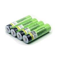 10 70pcs liitokala 18650 3400mah New Original NCR18650B 3000 3400 Rechargeable Li ion battery for Flashlight