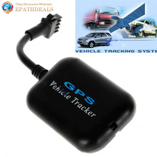 Motorcycle Vehicle Car GSM GPRS Tracker Alarm System Real-time Location Tracking Device By Sent SMS