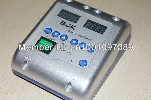 Nowa elektryczna maszyna do woskowania noża z podwójnym piórem, z - Hygiena jamy ustnej - Zdjęcie 3