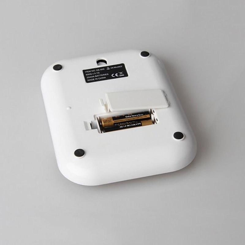 Toidu digitaalkaalud elektrooniline miniköögiskaala 2KG 5KG - Mõõtevahendid - Foto 6