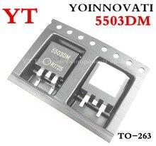 5 adet/grup 5503DM 5503D 5503 TO 263 IC en iyi kalite