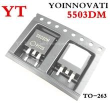 5 pièces/lot 5503DM 5503D 5503 TO 263 IC meilleure qualité