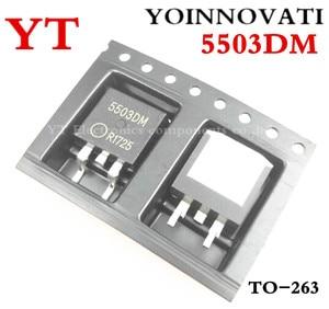 Image 1 -  5pcs/lot 5503DM 5503D 5503 TO 263 IC Best quality