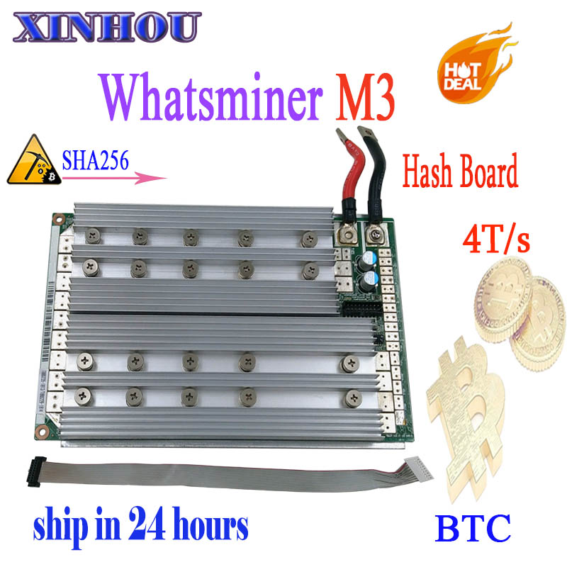 Original ASIC miner WhatsMiner M3 11.5T-12T Hash Board For Replace The Bad Part Hash Board Of WhatsMiner M3X 11.5T-12TOriginal ASIC miner WhatsMiner M3 11.5T-12T Hash Board For Replace The Bad Part Hash Board Of WhatsMiner M3X 11.5T-12T