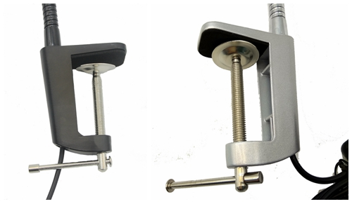 clamp on work light flexible