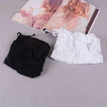 Summer Fashion Hollow Out Lace Shorts Casual Sexy Floral Shorts Lace Sheer Panty Elastic Party Travel Drawstring Shorts Panty