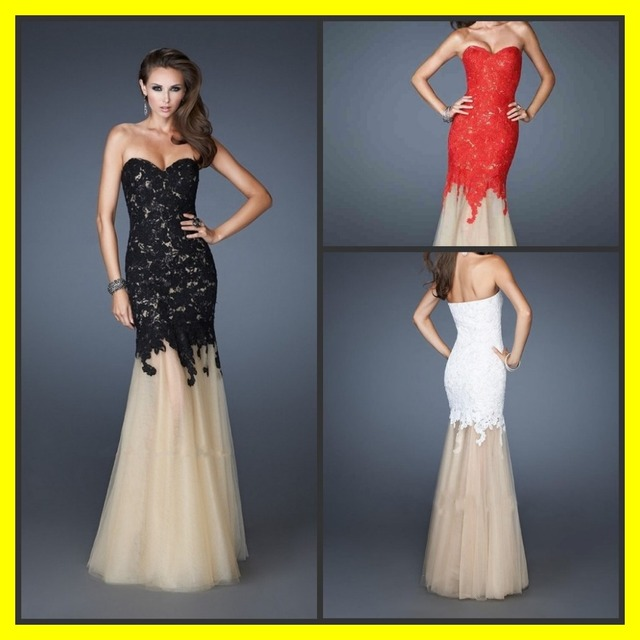 Old Hollywood Prom Dresses