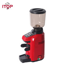ITOP 500g Electric Coffee Grinder Burr Coffee Bean Grinders Milling Machine, Dry Food Grinder Mill Grinding Machine Coffee Tools best price bulk green coffee bean extract 500g