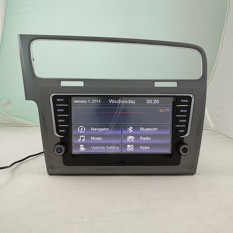 GPS Navigation Dvd-Player GOLF7 Roadrover Multi-Function Audio/radio/iPod Car for VW