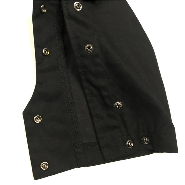 Pants Military Zip Pockets Twill Cotton Jogging Kanye Track Pants Men Hip Hop Streetwear