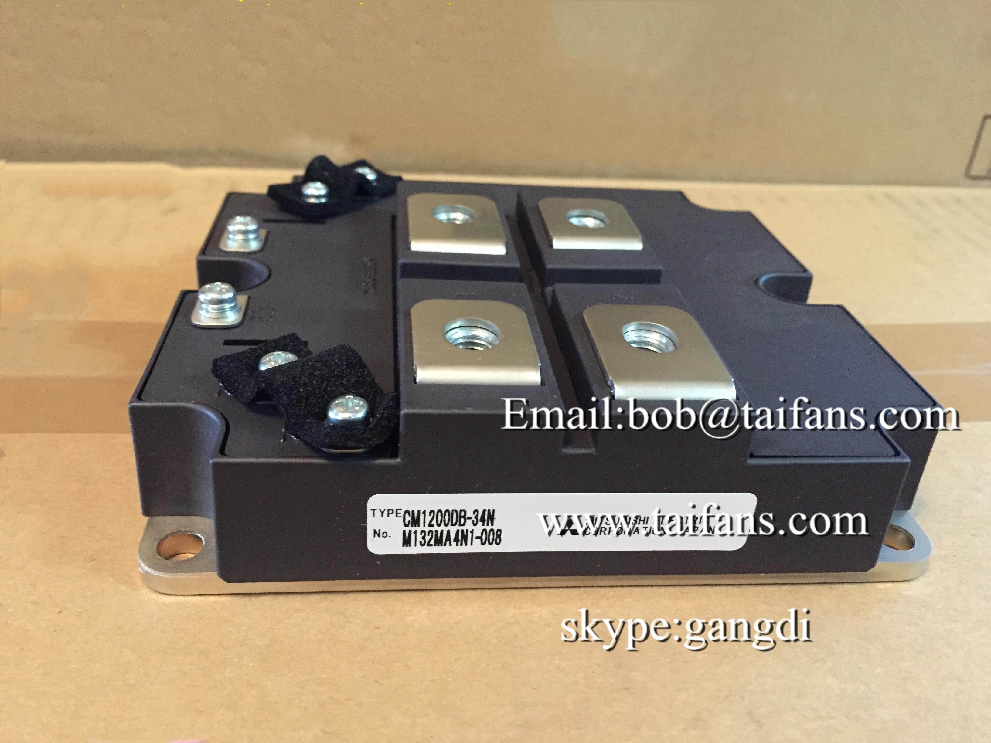 Nouveau CM1200HA 34H de CM1200DZ 34H de module IGBT d'origine CM1200DB 34N-in Pièces de climasateur from Appareils ménagers    1