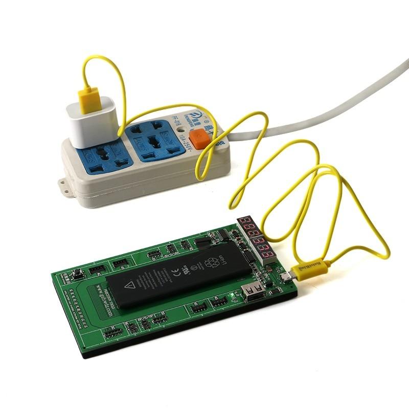 Új akkumulátor aktiválási töltőtábla töltőkábellel - Szerszámkészletek - Fénykép 6