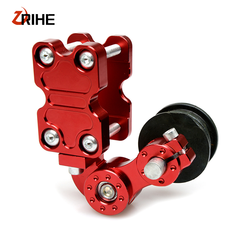 High Quality Universal CNC motorcycle chain tensioner sprocket/chainsaw For ducati 969 998/B/S/R GT 1000 M900 m1000 ms4 ms4r