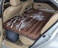 Venta caliente 1 unids tipos de color pvc oxford serie de impresión de viaje hinchable del coche colchón de aire que acampa camas. 6 clases que el color al azar venta