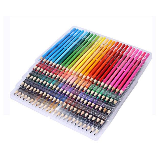 120 De 160 Colores Seguro No Aceite Tóxico Lápiz De Color Lapislázuli De Cdr Profesionales Artista Lápices De Color Para Escribir Dibujo Arte De