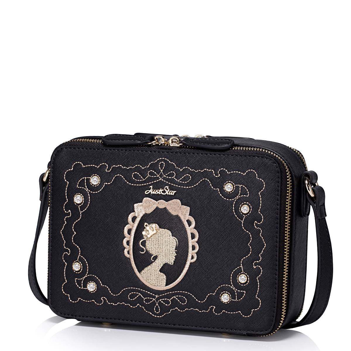 Magic Mirror Brand Fashion Vintage Diamonds Princess Women Handbag Shoulder Bag Small Messenger Bag Girls ladies Gifts bolsos artdeco точилка для карандашей magic liner