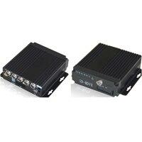 128G 4CH AHD Vehicle Blackbox DVR Full HD 720P Night Vision IR English Car SD Card