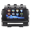 Double din car stereo audio stereo DVD  player opel astra J navigation multimedia GPS with BT RDS USB steer wheel lcontrol map
