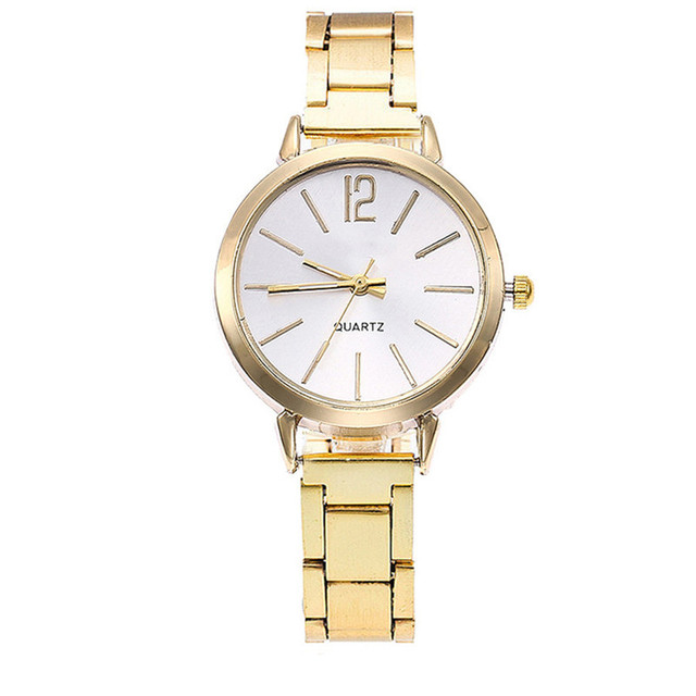 Simple And Stylish Steel Belt Minimalis Women's Watches 1
