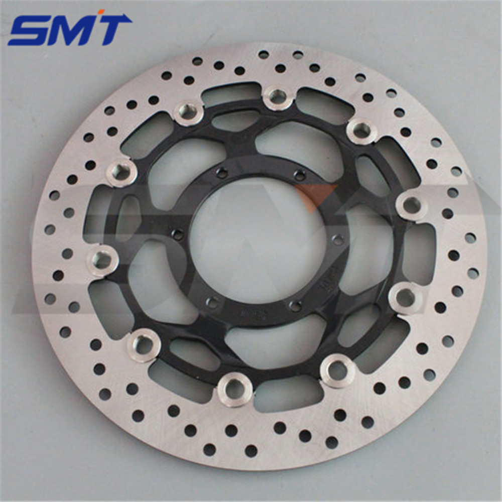 motorcycle accessories front brake disc roto For Honda CBR600RR 2003 2004 2005 2006 2007 2008 2009 2010 2011 2012 2013 2014 aftermarket free shipping motorcycle parts eliminator tidy tail for 2006 2007 2008 fz6 fazer 2007 2008b lack