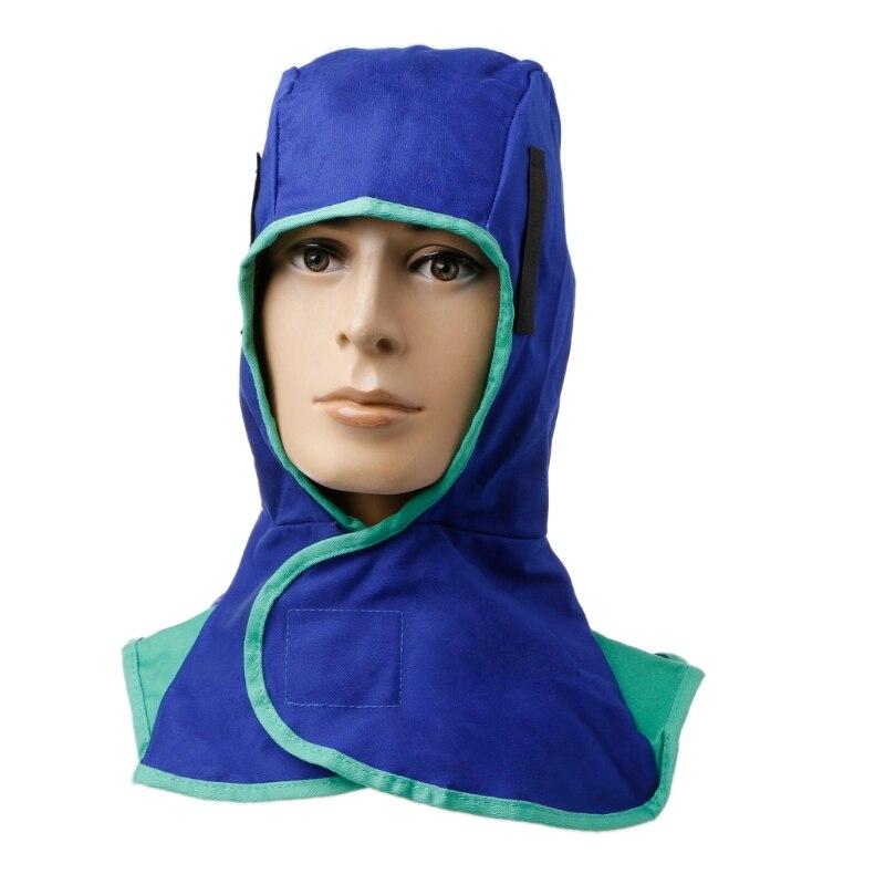 Hilfreich Waschbar Flammschutzmittel Schweißen Neck Gesicht Schutz Haube Schweißer Kopf Kappe Abdeckung Elegante Form