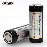 Non VariCore 26650 batteria 26650 batteria Li-Ion 18650 batteria di Protezione 8A corrente di scarica.