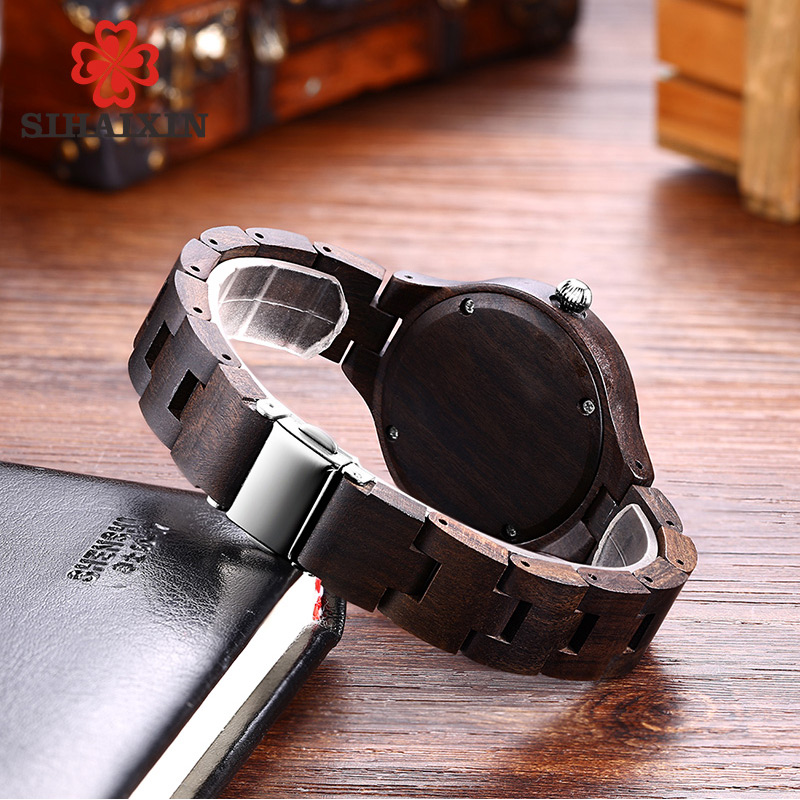 hot-sale-black-wood-small-watches-for-women-clock-lady-3