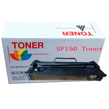 все цены на 1pk Compatible Toner Cartridge SP 150 series for Ricoh Aficio SP150X,SP150SU,SP150SF,SP150SUW,SP150W,SP150S Laser Printer