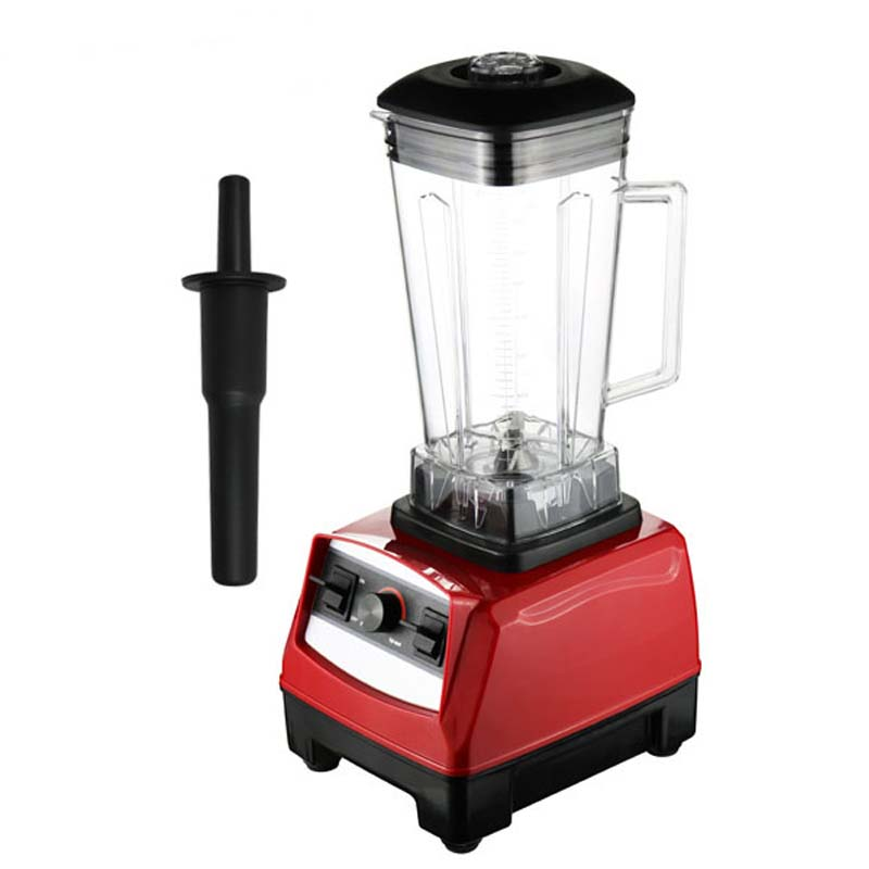 0102 Powerful Commercial Blender Professional Infinitely Variable Speed 2200W Heavy Duty 2L Large Capacity Kitchen bpa 3 speed heavy duty commercial grade juicer fruit blender mixer 2200w 2l professional smoothies food mixer fruit processor