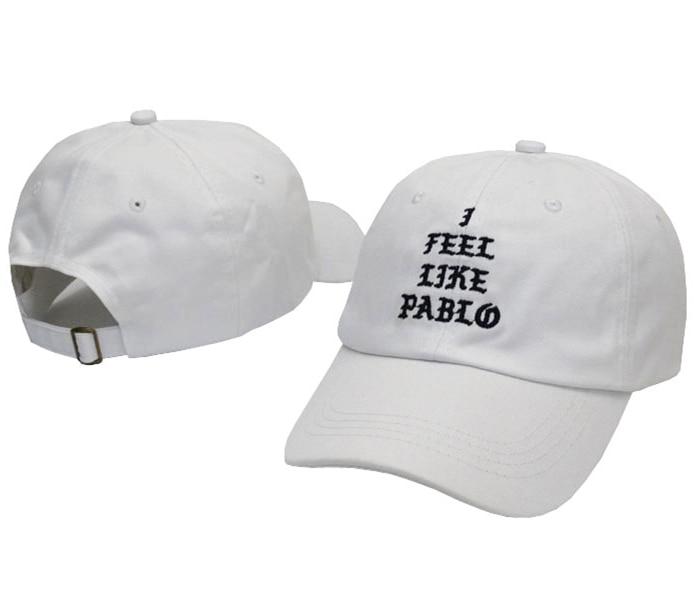 Kanye West Brand I feel like pablo Fashion Golf Swag Cap 3