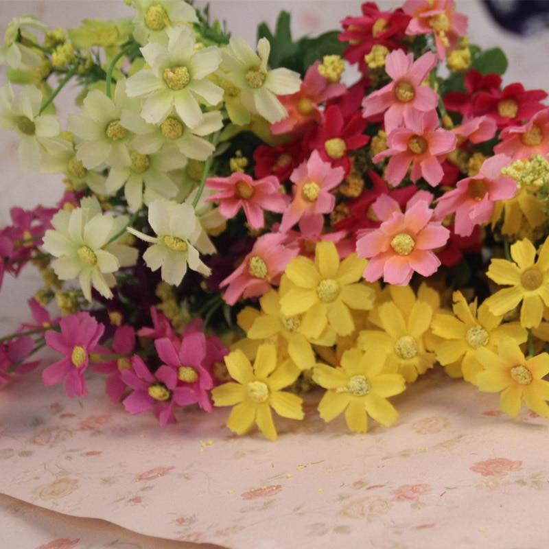 Artificial flower artificial flower fabric flower ...
