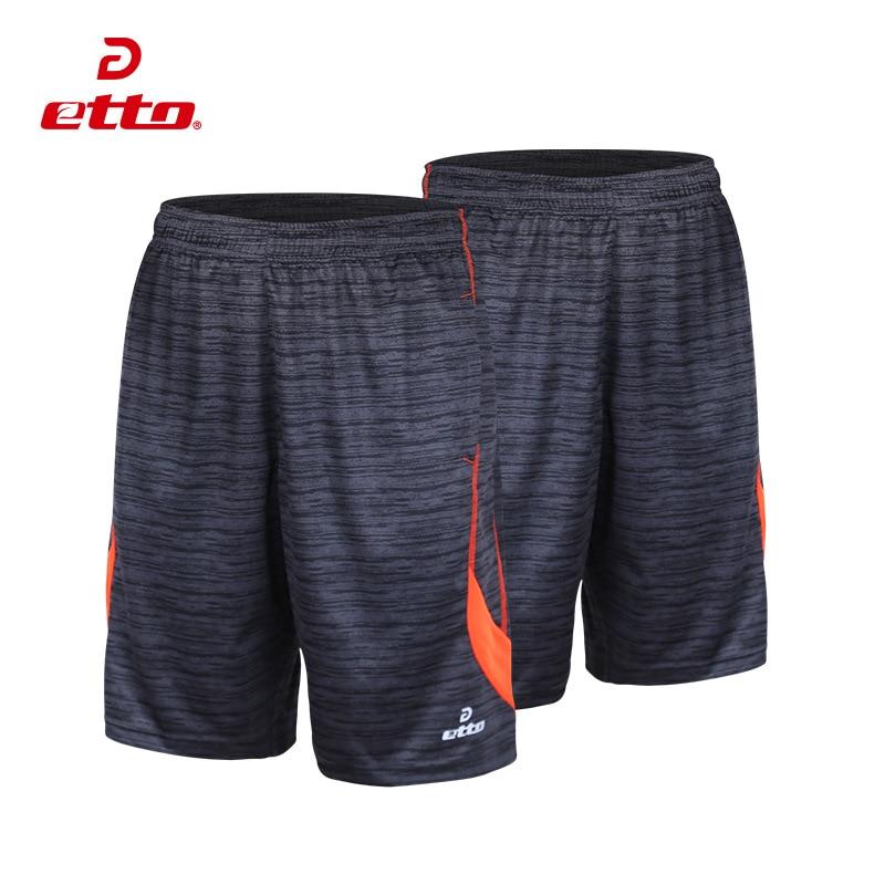 Etto Professional Marathon Running Shorts 2017 New Sports Shorts Men Basketball Sportswear Gym Shorts For Training IBB063