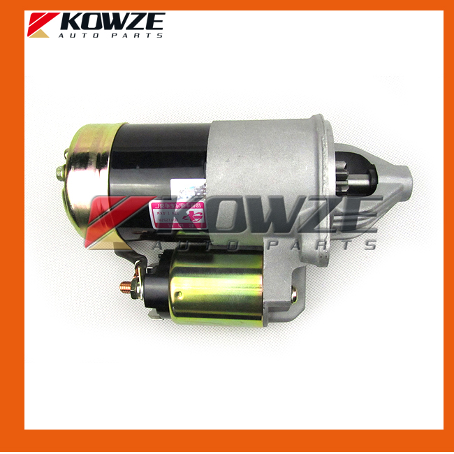 Starter 1.2kw For Mitsubishi Pajero Montero Triton L200 L300 L400 Colt Lancer Galant Space Wagon Gear Eclipse MD172860