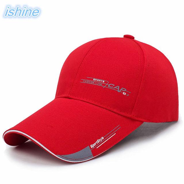 b8622502952 2018 Unisex Baseball Caps Motorcycle Hat Men Women Casual Summer Sun  Protection Hats Outdoor Sports Baseball Cap