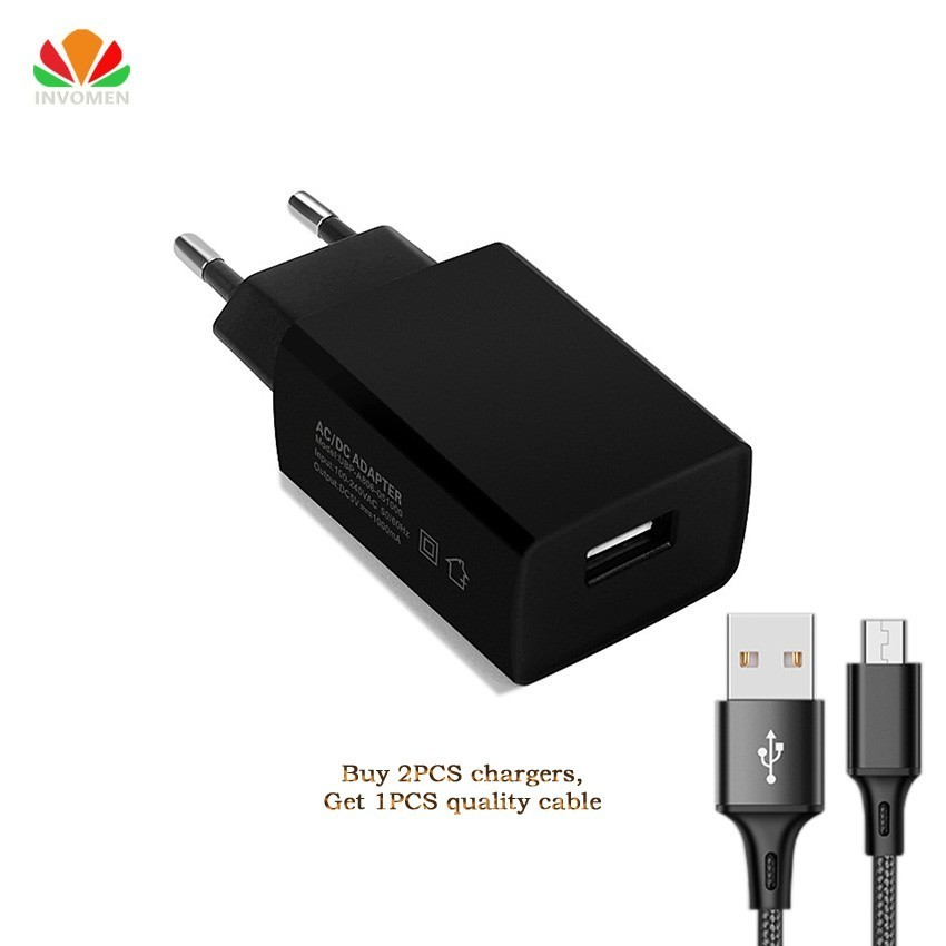 SONOVO AC/DC adapter mobile phone charger USB Charger 1A 2A