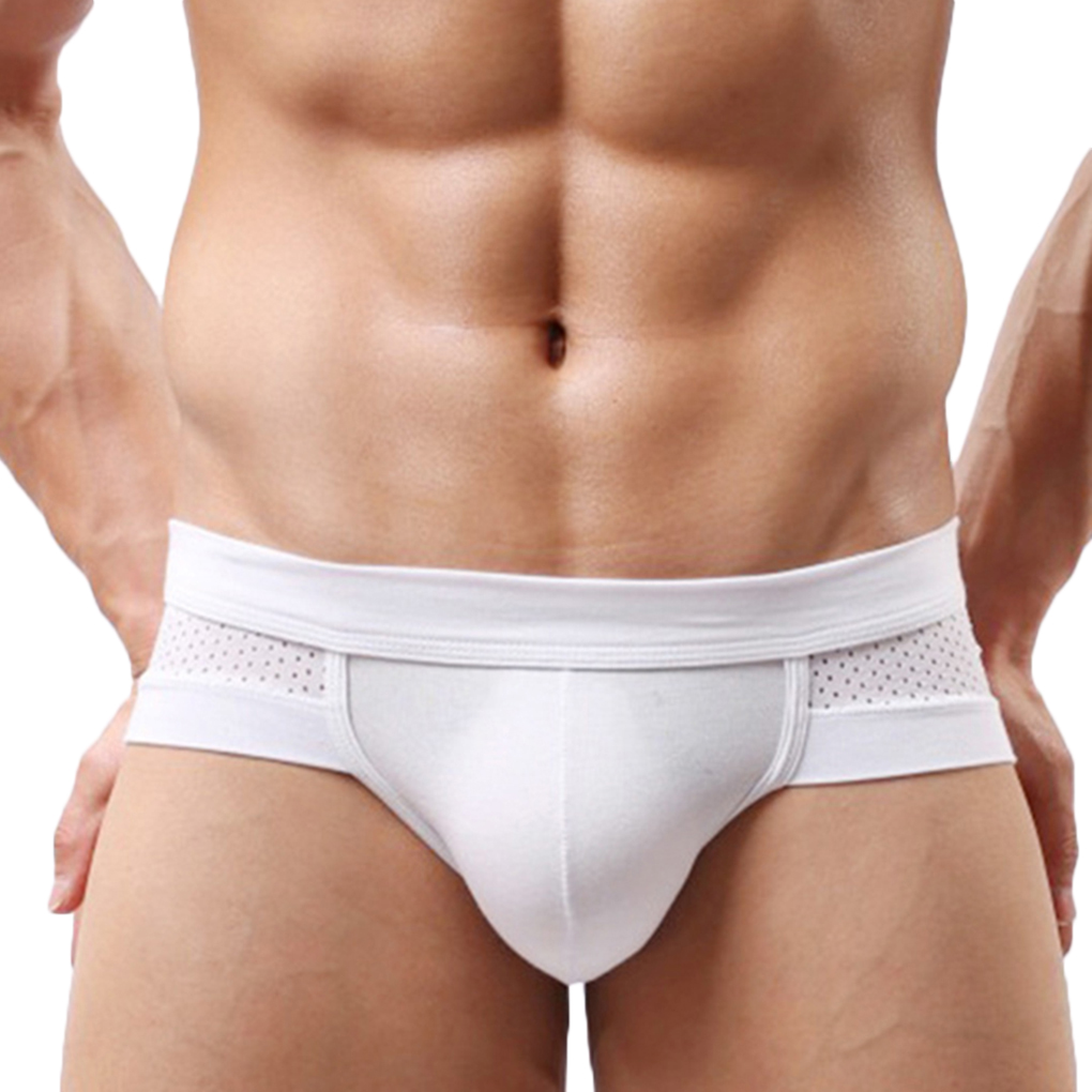 Breathable Comfortable Mens Modal Sexy Underwear Boy Underpants Male Panties Shorts U Convex Pouch