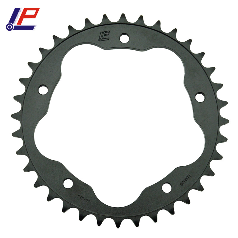 LOPOR Hight Qualty Motorcycle Rear Sprocket 525*39T For Ducati Road 796 Monster,848/Evo/ ...