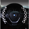 winter Car steering wheel cover Plush material Keep warm Steering wheel cover