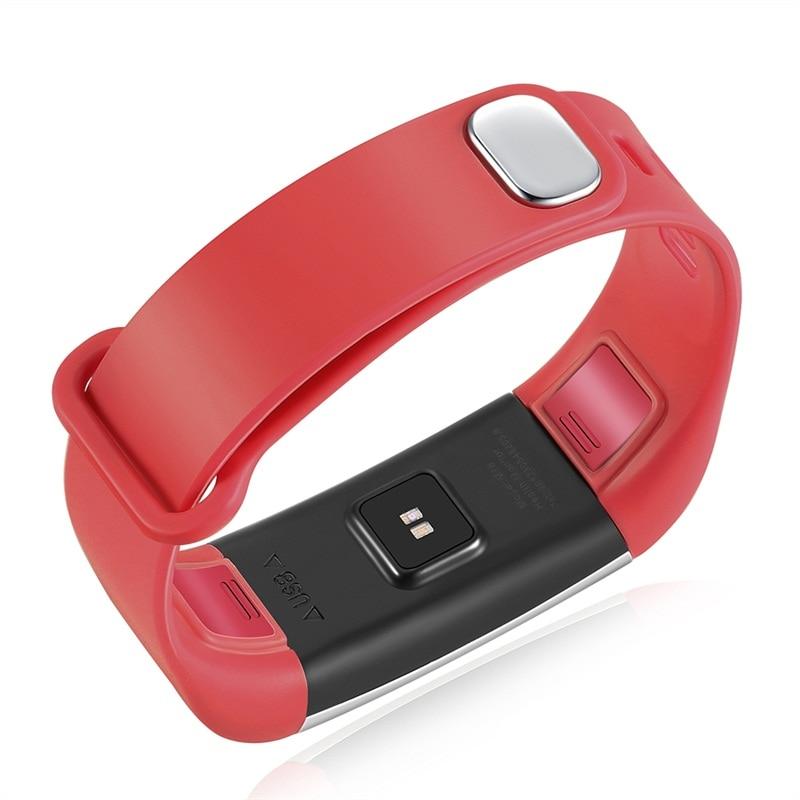 696 Smart Bracelet M18 Color Screen Blood Pressure Heart Rate Monitor