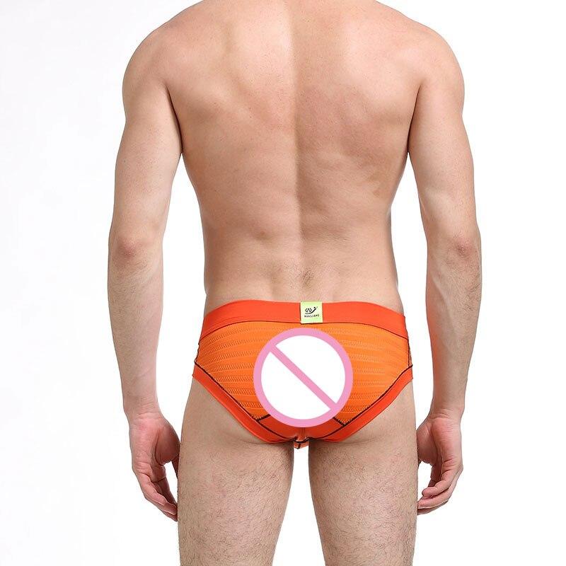 Sexy Men Underwear Calzoncillos Mens Underwear Briefs Nylon Briefs Mini Slip Homme Sexy Slip Homme Calzoncillos 3014 SJ