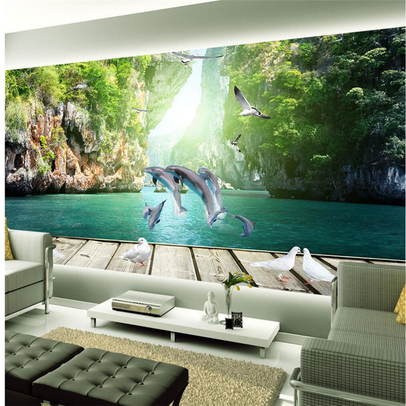 Compare prices on tourism administration online shopping for Custom mural cost