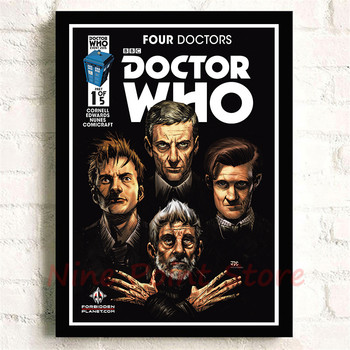 Doctor Who Queen Poster  1