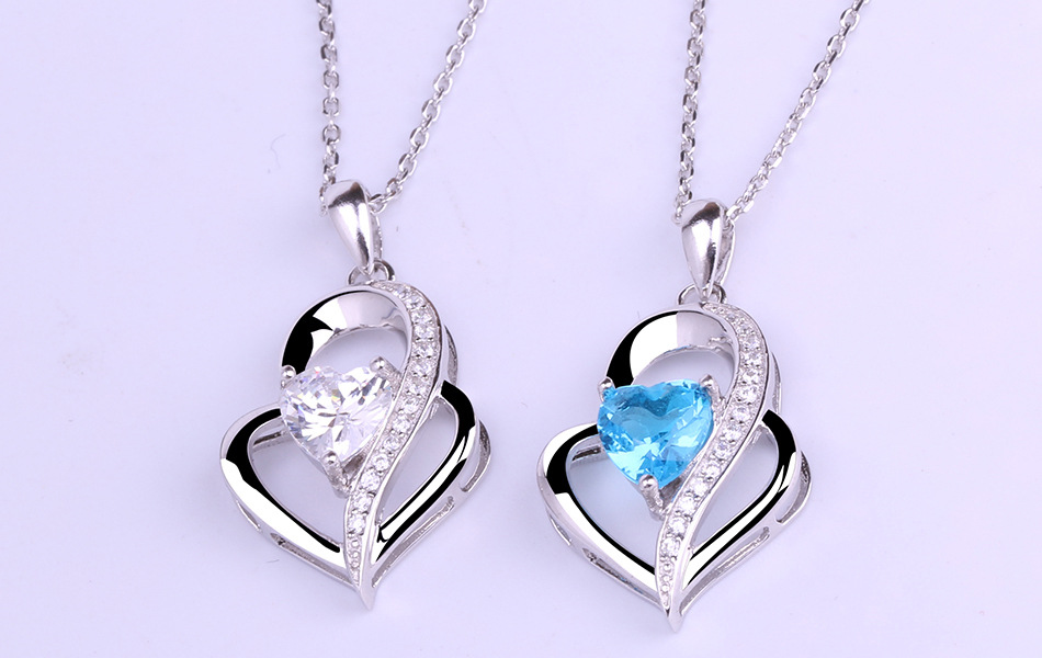 ZTUNG gcbl15 Commission Classic new Necklace have silver color and many colors about 45cm have with package good giftZTUNG gcbl15 Commission Classic new Necklace have silver color and many colors about 45cm have with package good gift