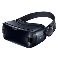 Cheap Gear VR 5 0 3D VR Glasses Helmet Built In Gyro Sens For Samsung Galaxy
