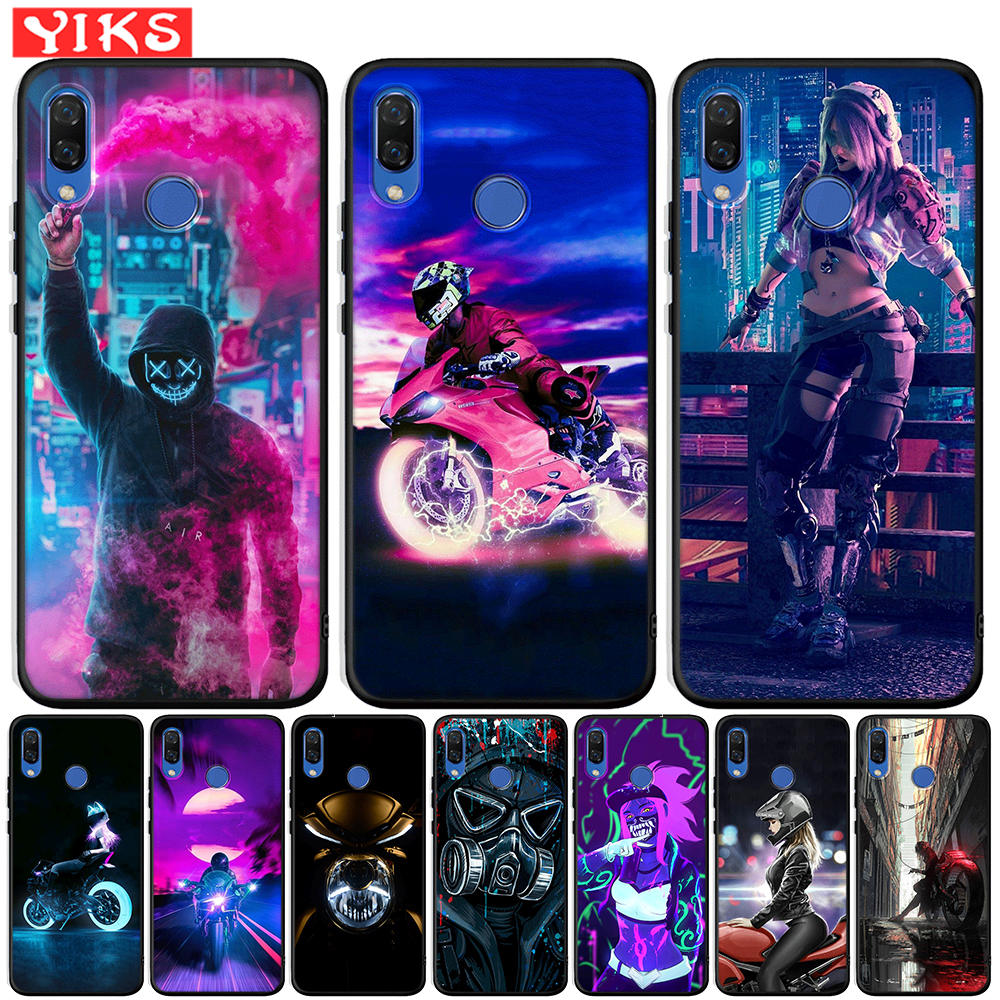 Street Brand Boy Girls Case For Honor 8 9 10 10i 20 Lite Pro Phone Case For Honor 8X 8C 8S 7A 7X V20 View 20 Matte Cover Coque
