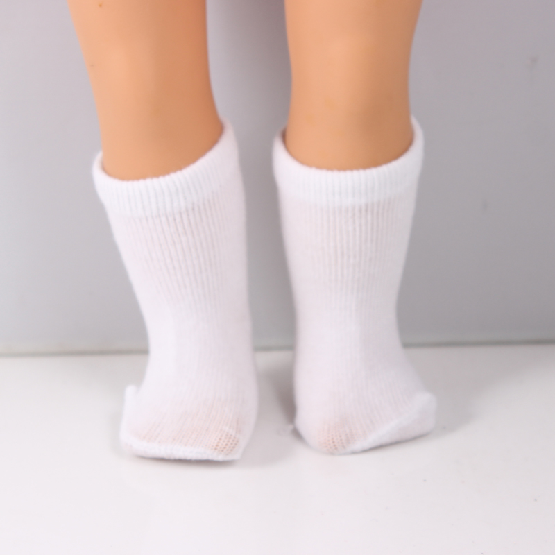 Aliexpress Buy 43cm Baby Born Doll Socks White Red